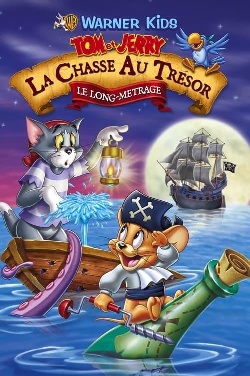 ♛ Tom et Jerry - La Chasse au trésor (2006) ★