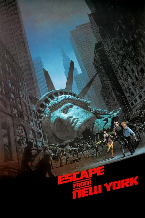 Largescale poster for Escape from New York