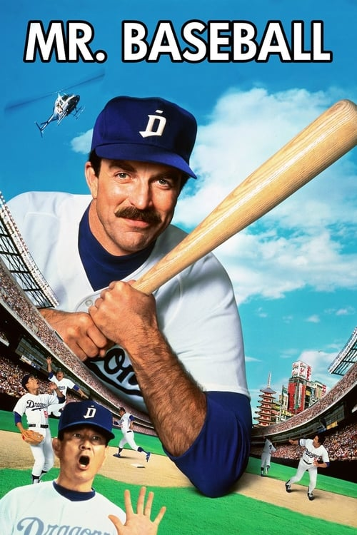 Download Mr. Baseball (1992) Movie Free Online