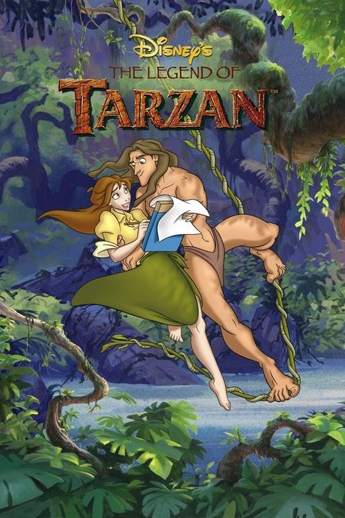 La Légende de Tarzan (2001)