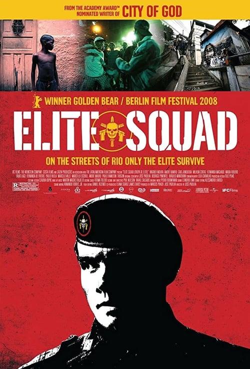 Download Elite Squad (2007) Best Quality Movie
