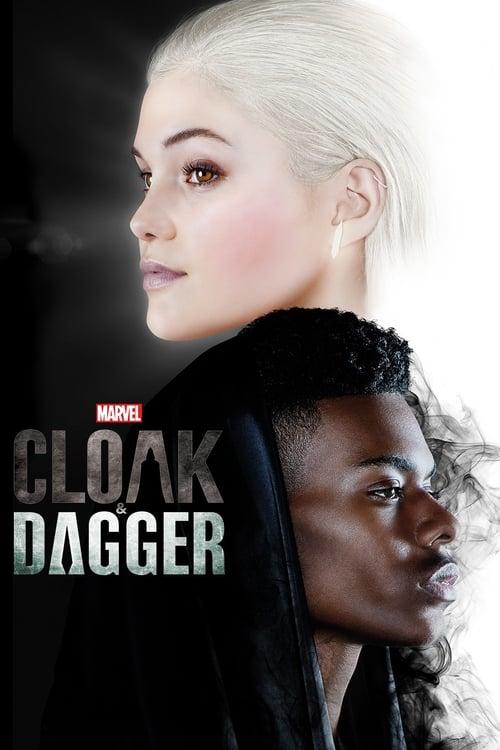 Marvel's Cloak & Dagger - Poster