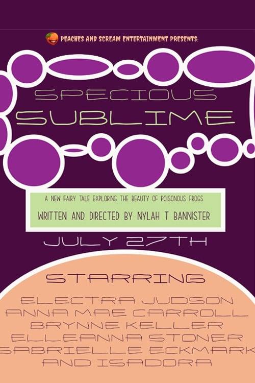 Specious Sublime- A New Fairy Tale (1970)