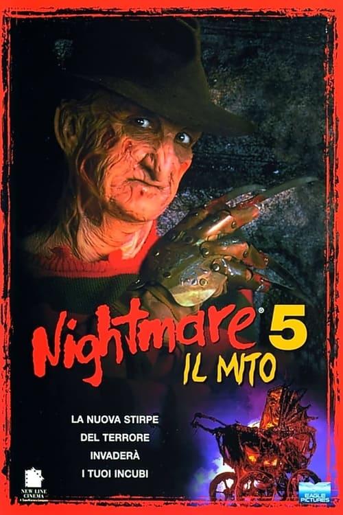 Nightmare 5 - Il mito (1989)