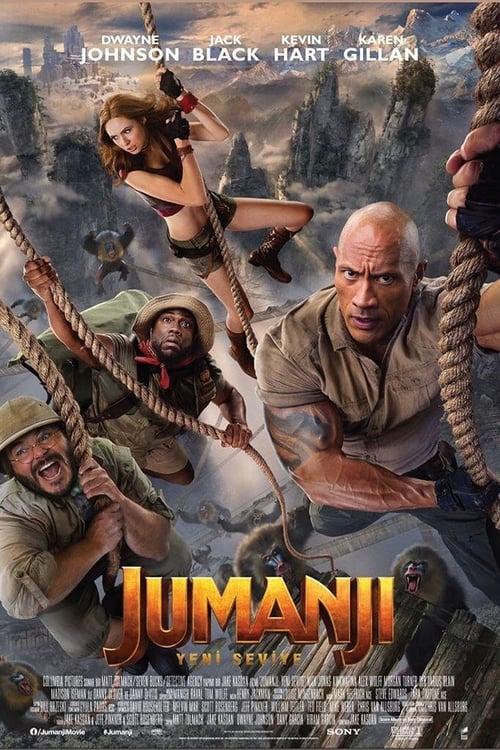Jumanji: The Next Level ( Jumanji 3: Yeni Seviye )