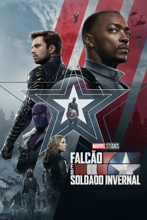 Assistir Falcão e o Soldado Invernal - 1.ª Temporada - HD 720p Dublado Online Grátis HD