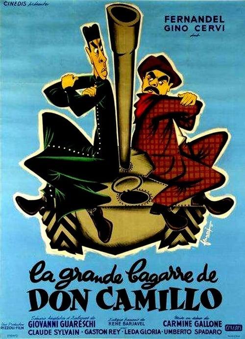 Don Camillo's Last Round (1955)