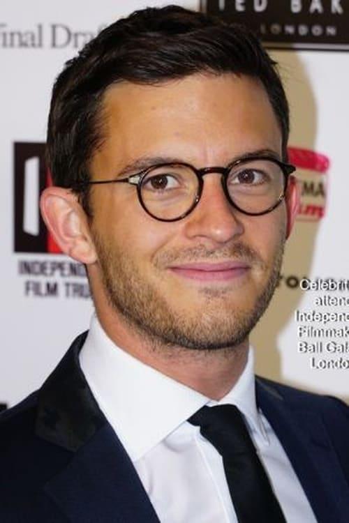 Kép: Jonathan Bailey színész profilképe