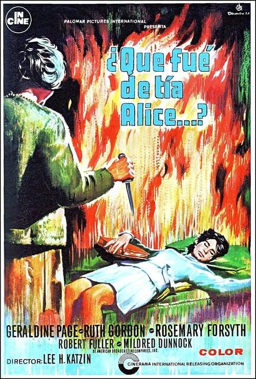 Watch ¿Qué fue de tía Alice? Doblado En Español