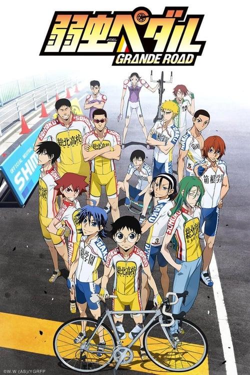 Yowamushi Pedal Season 2