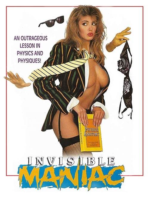 The Invisible Maniac (1990) Poster