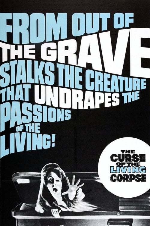 Film The Curse of the Living Corpse Plein Écran Doublé Gratuit en Ligne FULL HD 1080
