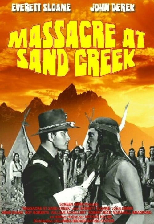 Film Massacre at Sand Creek Plein Écran Doublé Gratuit en Ligne FULL HD 1080