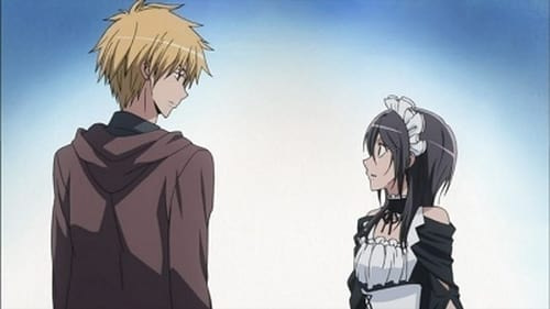 Watch Maid Sama! S1E01 Online