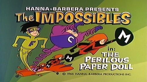 Poster della serie Frankenstein, Jr. and The Impossibles