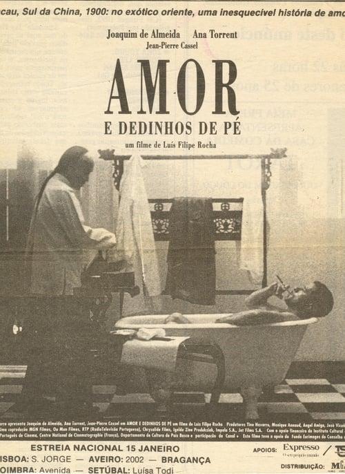 WATCH LIVE Amor e Dedinhos de Pé