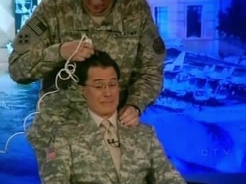 The Colbert Report: Season 5 – Episod General Raymond Odierno