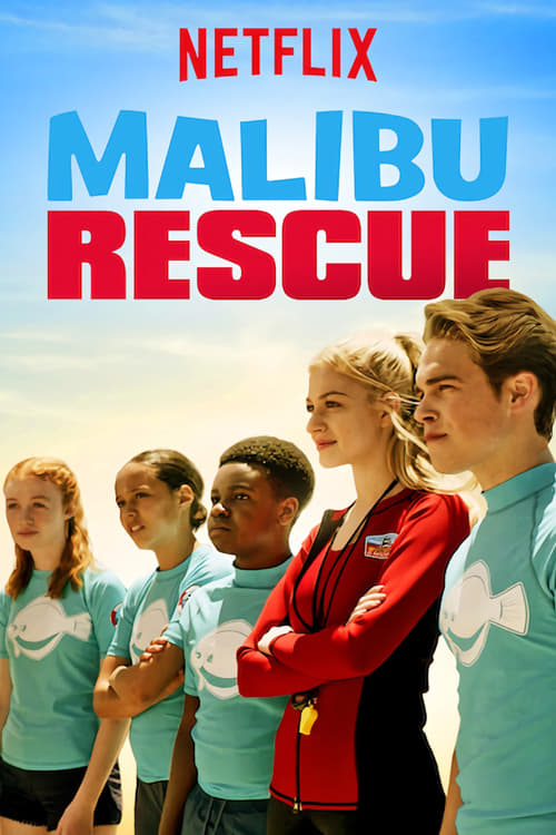 Banner of Malibu Rescue: The Series