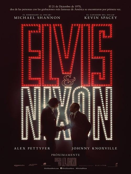 Elvis & Nixon Peliculas gratis