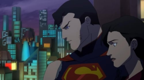 The Death of Superman watch online
