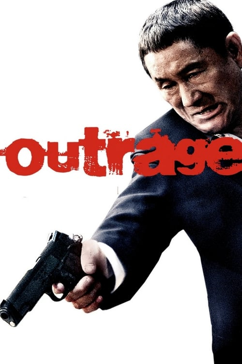 Largescale poster for Outrage