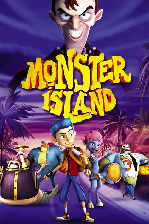 Monster Island ( Canavar Adası )