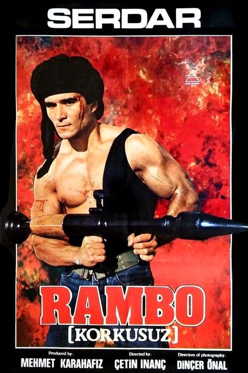 Película Korkusuz ( Rambo turco 2 ) En Buena Calidad Hd