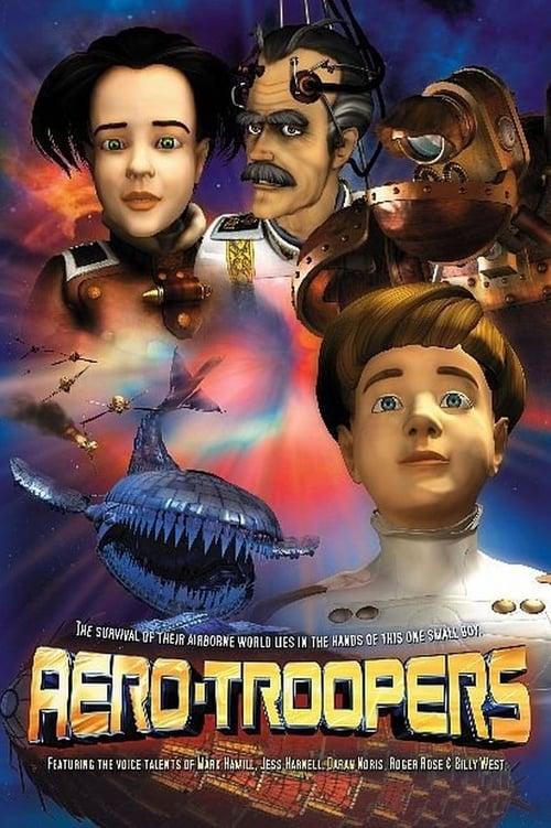 Mira La Película Aero-Troopers: The Nemeclous Crusade En Buena Calidad Gratis