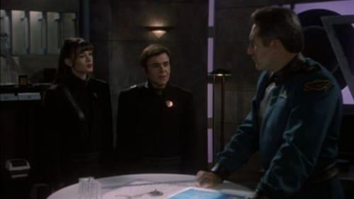 Babylon 5 1994 Youtube: Signs and Portents – Episode Mind War