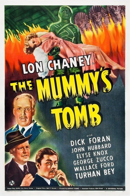 Watch The Mummy's Tomb (1942) Movie Free Online