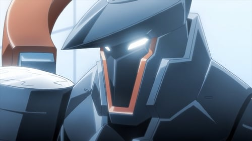 Poster della serie Fight League: Gear Gadget Generators