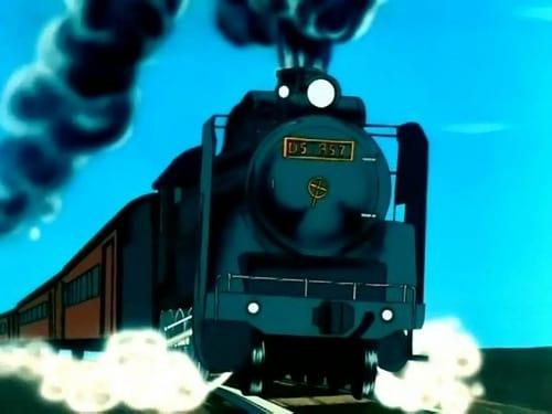 Miracle Girl Limit-chan: Season 1 – Episod Run, the vandalised railway