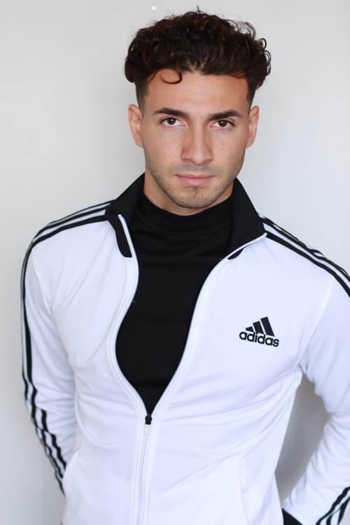 Kép: Rico Torres színész profilképe