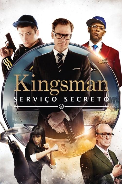 Assistir Kingsman: Serviços Secretos Online