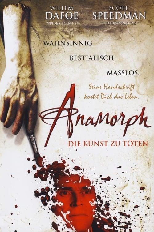 Film Anamorph - Die Kunst zu töten Mit Untertiteln