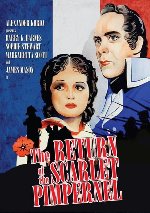 Assistir Return of the Scarlet Pimpernel Online