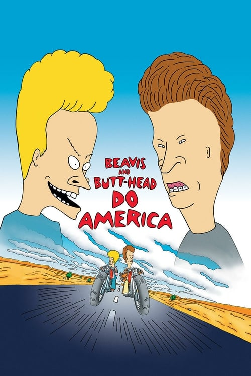 Watch Beavis and Butt-Head Do America (1996) Movie Free Online