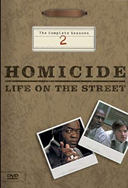Homicide: Life on the Street Season 2