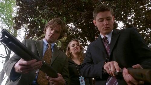 supernatural - Season 3 - Episode 6: Red Sky at Morning