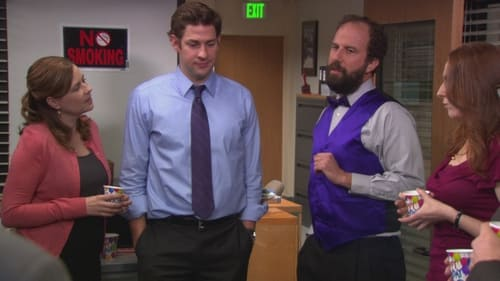 The Office - Season 8 - Episode 20: Welcome Party