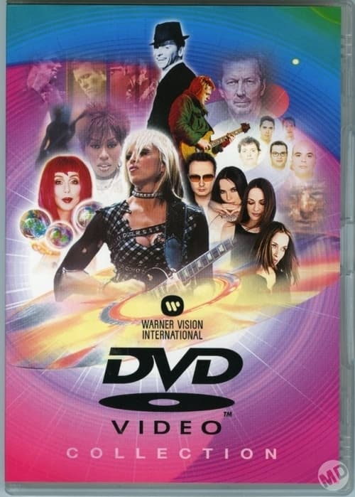 Largescale poster for Warner Vision International DVD-Video Collection