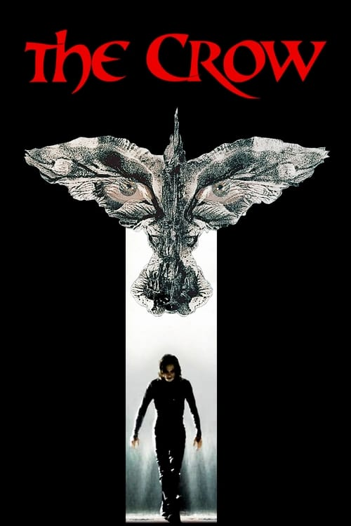 Largescale poster for The Crow