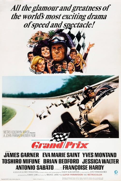 Download Grand Prix (1966) Best Quality Movie