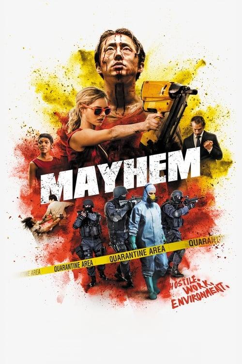 Watch Mayhem Online Boxofficemojo
