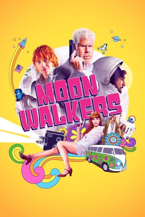 Moonwalkers - Poster