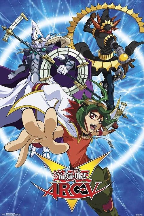 Yu-Gi-Oh! Arc-V ( 遊☆戯☆王ARC-V )