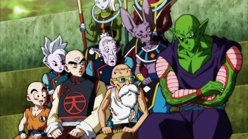 Dragon Ball Super: Season 1 – Episod Unavoidable?!  The Ferocity of a Stealth Attack!!
