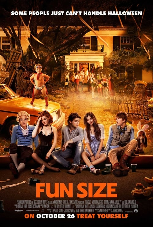 Streaming Fun Size (2012) Movie Free Online