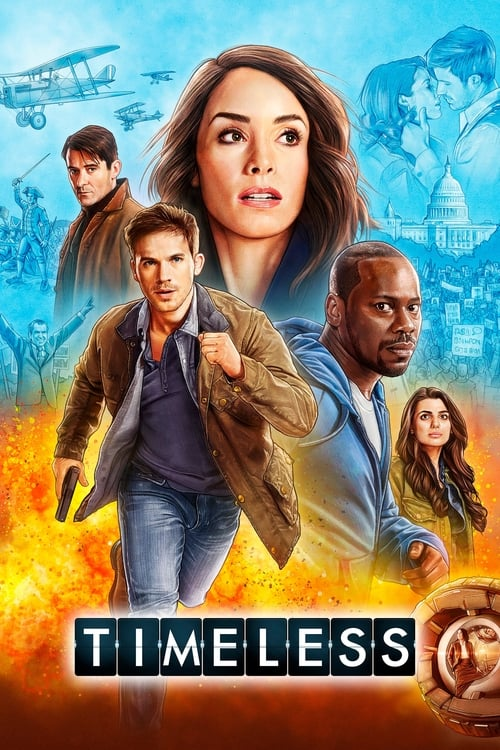 Watch Timeless (2016) in English Online Free