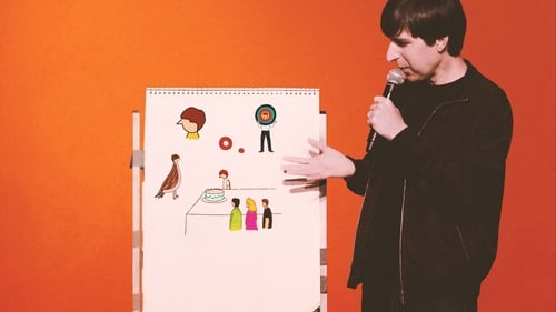 Watch Demetri Martin: The Overthinker Online Idigitaltimes